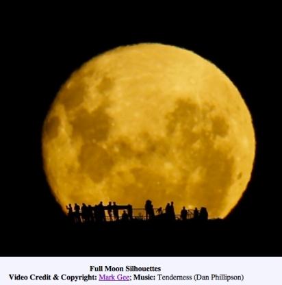 Mark Gee Full Moon