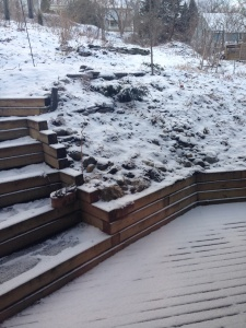 Snow-