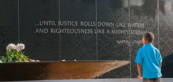 Created by Maya Lin, the Civil Rights Memorial at the Southern Poverty Law Center in Montgomery, Alabama, is more important today than ever before to remind us of those who died along the way.